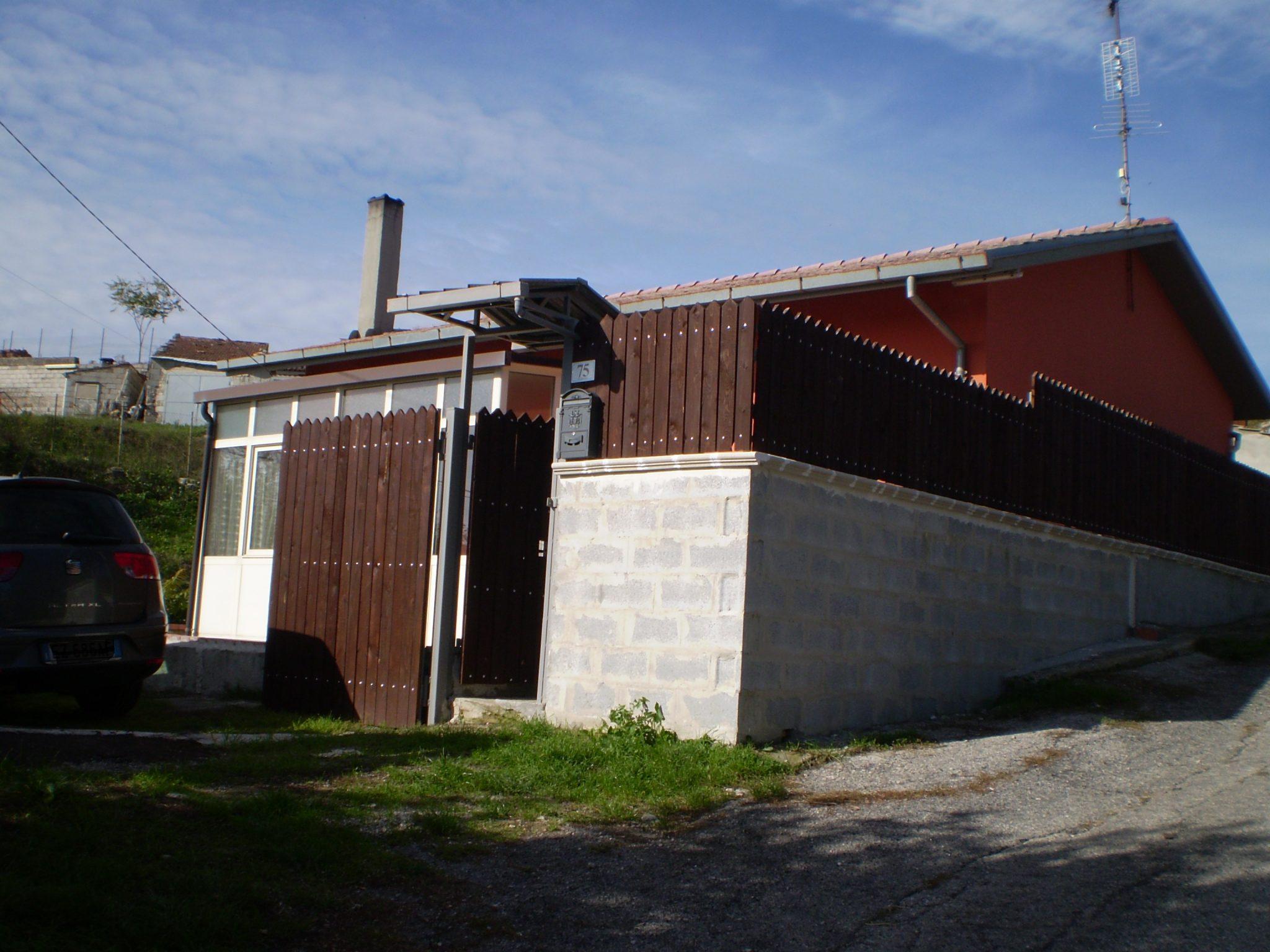Villa in Via Capoiazzo