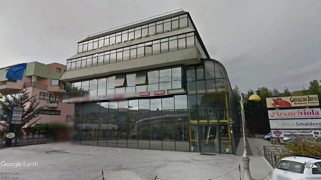 Centro Commerciale Galassia