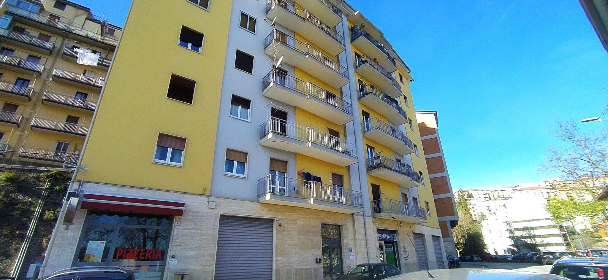 Ampio appartamento in Viale Dante