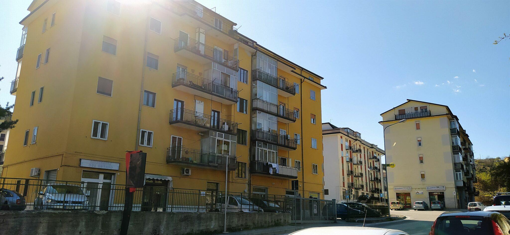 Mansarda in Via Messina
